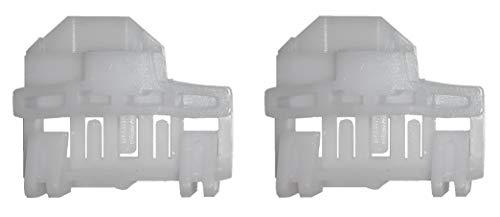 Twowinds - 8D0837461 2x Reparatur clips für elektrische Fensterheber, Links Vorne A4 Arosa Passat Polo
