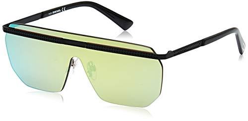 Diesel DL0259 93Q 00 Monturas de gafas, Verde (Verde Chiaro LucVerde Specchiato), 0.0 Unisex Adulto