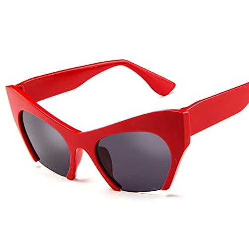 Fasion Sunglasses Occhiali da Sole Occhiali da Sole Semi-Senza Montatura più Nuovi Occhiali da Sole da Donna con Lenti T