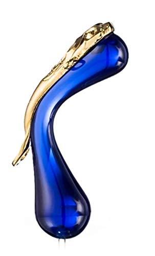 Sylvie MONTHULE Schmuckstring CLT11 blau/schwarz Gold Größe M, Farbe Schwarz