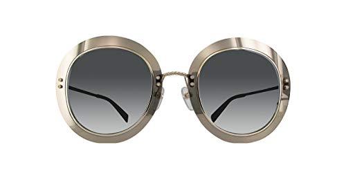Marc Jacobs Sonnenbrille Marc262/S-2M2-52 Damen Gafas de sol, Plateado (Silver), 51.0 para...