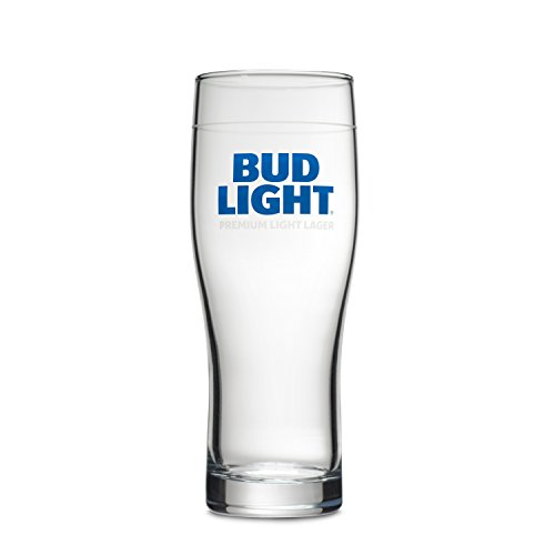 Bud Light 2-Pack Essential Kitchen-Products, Glass
