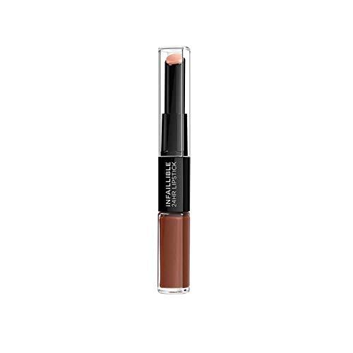 L'Oréal Paris Lippenstift Infaillible Perpetual Brown 117, 5,6 ml