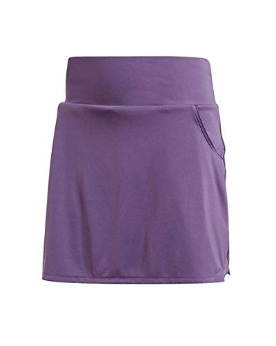 adidas Club Skirt Falda, Mujer, purtec/Grisei, L