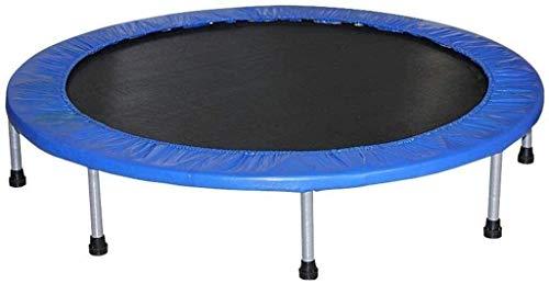 Trampolín plegable para niños para gimnasio y estudio, trampolín para adultos y niños, trampolín para fitness, para el hogar, oficina, ejercicio corporal, carga máxima de 200 kg