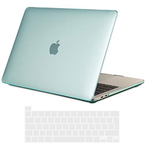 TECOOL Funda para MacBook Pro 16 2020 2019 Modelo: A2141, Cubierta Plástico Dura Case Carcasa & Tapa del Teclado para...
