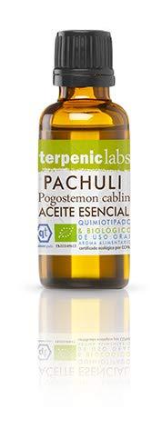 Terpenic evo Patchuli aceite esencial bio 30ml. 1 Unidad 300 g