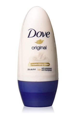 3 Dove Original Vitmain E 48 Hour Fresh Anti-perspirant Deodorant Roll On 50 Ml