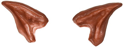 Forum Men's Pointed Ears Accessory - Brown