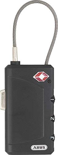 ABUS 530944 TSA-Certified Cable Lock 148/30 B