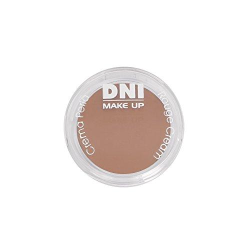 Sombra en crema para rubor y labios, Rouge cream, 3gr · nº 9, color Rosa perlado, DNI MAKE UP