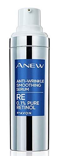 Avon AnewAnti-Wrinkle Smoothing Serum 0.1% Pure Retinol 30ml