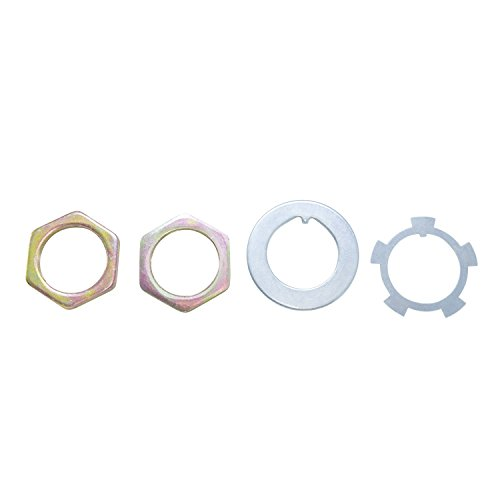 Yukon Gear & Axle (YSPSP-040) Spindle Nut Kit for Toyota Front Differential