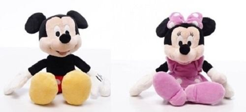 (Mickey & Minnie) - Mickey Mouse Clubouse Core 20cm Soft Toy