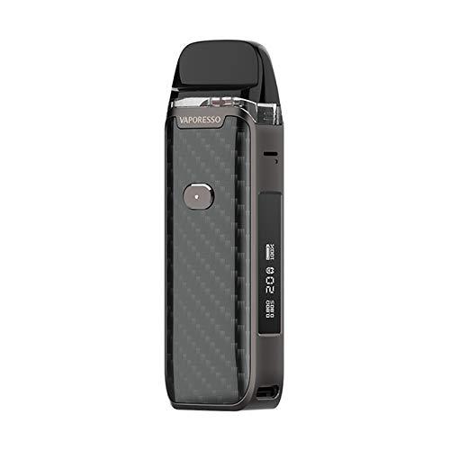Vaporesso LUXE PM40 Pod Kit 4ml con batteria 1800mAh Vaporizzatore per sigaretta elettronica con uscita massima 40W (Carbon Fiber)
