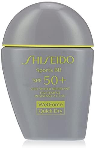 Protetor Solar Shiseido BB For Sports FPS 50 Medium 30ml