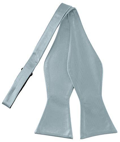 Helido Vlinderdas voor heren, om zelf te binden, 12 verschillende kleuren strik/vliegen passend bij overhemd en pak of smoking + geschenkdoos