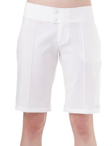 Oakley Palm Short Technique pour le golf femme Blanc 8
