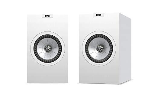 KEF Q350 Blanco Altavoz - Altavoces (De 2 vías, 2.0 Canales, 63-28000 Hz, 8 Ω, Blanco)