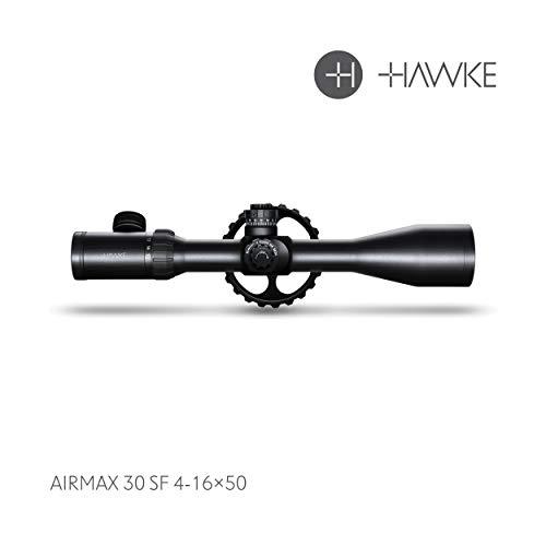 Hawke AIRMAX 30 SF 4-16x50 Zielfernrohr, schwarz, M