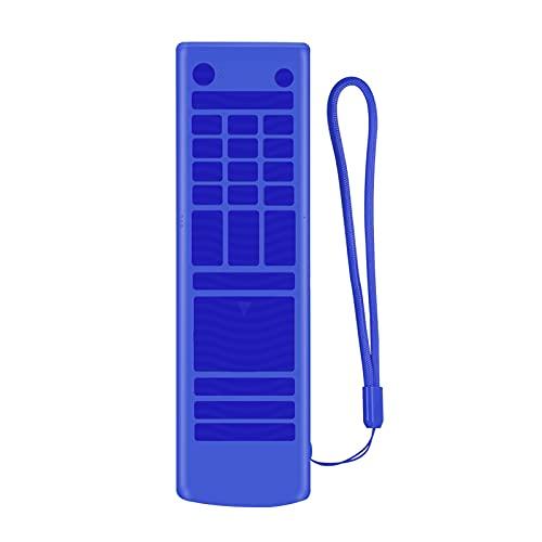 MJJCY Applica a Cassa Antiurto per LG AKB75375608 AKB74915324 AKB74915305 AKB73715601 AKB75375604 Telecomando di Copertura Protettiva in Silicone Sostituisci Il Telecomando (Color : Blue)