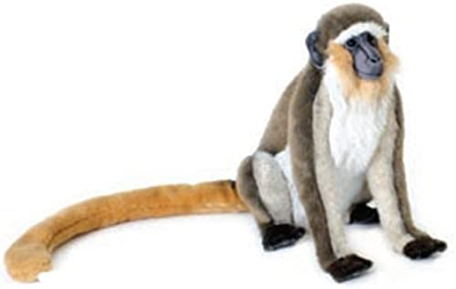 Grün Vervet Monkey Reproduction By Hansa 13'' -Affordable Gift for your Little One  Item  DHAN-5187 by Hansa