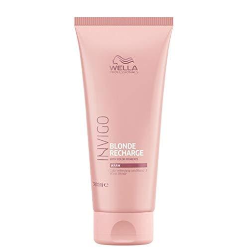 Wella Professionals Invigo Recharge Color refreshing Conditioner Warm Blonde, 200 ml
