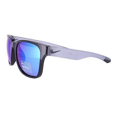 Sunglasses Nike RECOVER M AF EV 0965 014 Black/Wolf Grey/Blue