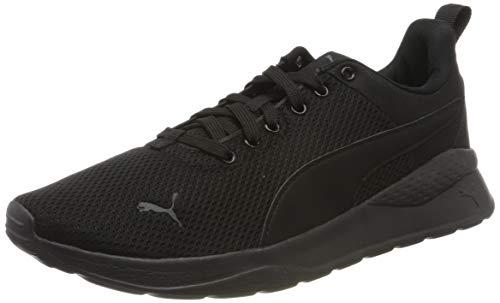 PUMA Unisex Adult Anzarun Lite Sneaker, Black Black, 43 EU