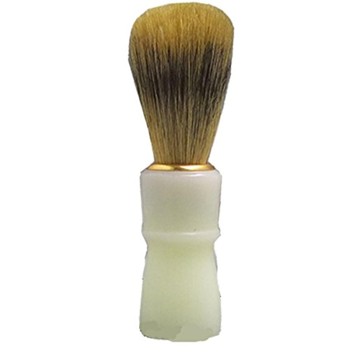 階層コンペコーデリアT-150 ひげブラシ 心地よいヒゲ剃り?お顔剃りが自宅でも! (シェービングブラシ) 大阪ブラシ