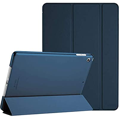 ProCase iPad 10.2 Inch Case 2020 2019 (8th /7th Generation), Slim Lightweight Protective Case Smart Cover?for iPad 8 / iPad 7 (Model: A2270,A2428, A2429, A2430,A2197, A2198,A2200) –Navy