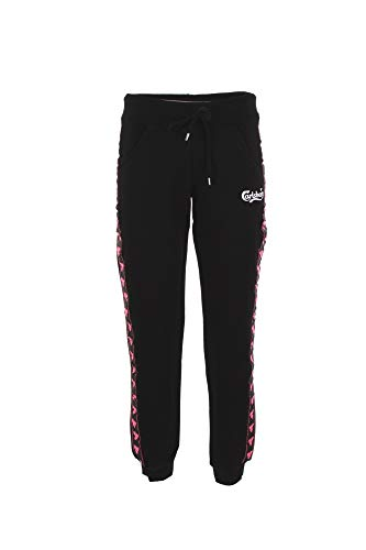 Carlsberg Pantalone Donna Nero Cdb3226 Primavera Estate 2019