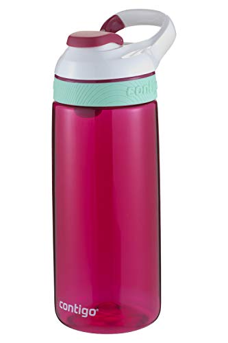 Contigo Courtney Bouteille Unisex-Adult, Sangria, 590 ML