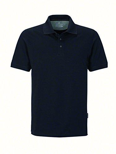Hakro Poloshirt Cotton-Tec, HK814-schwarz, L