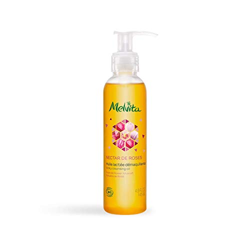 Melvita Nectar Rose Cleansing Oil 145 ml