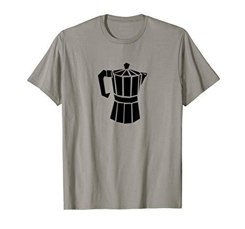 Cafetera Espresso Camiseta