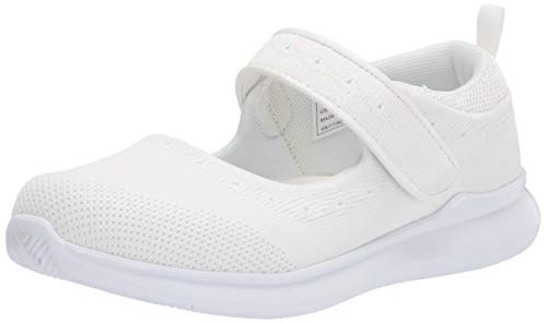 PropÃt womens Travelbound Mary Jane Flat, White, 11 Wide US