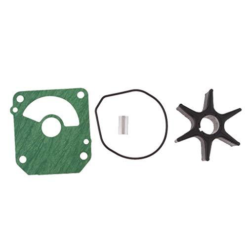 Yongenee Kit de reparación del Impulsor del Impulsor del Motor del Motor del Motor Fuera del Motor for Honda 06192-ZW1-000