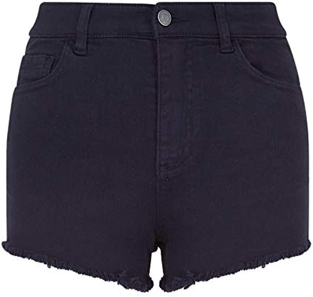 Armani exchange, pantaloncini per donna, 92% cotone, 5% elastomultiestere, 3% elastan 8NYJ59Y5ECZ