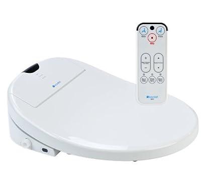 Brondell S900-RW Swash 900 Advanced Bidet Toilet Seat, White