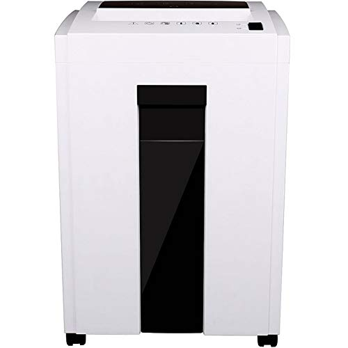 Amazing Deal FEE-ZC File Shredder - Shreds Up to 6 Sheets of Paper; Cds, DVDs and Credit Cards; Cros...