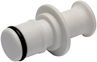 1//4 MNPT Sold in a package of 25 50PP Series Male Thread Plug 50PPV-PE1-04 Valved