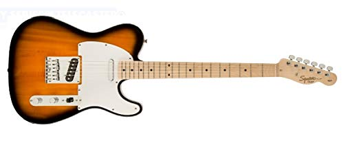 SQUIER (スクワイヤ) エレキギター AFFINITY SERIES™ TELECASTER 2-Color Sunburst [並行輸入品]