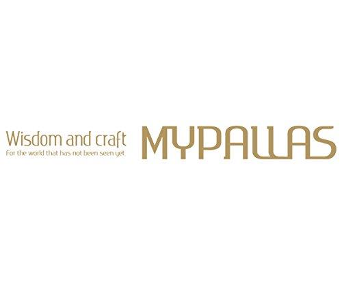『My Pallas(マイパラス) 小径車(ミニベロ) M-709 20インチ 6段変速 オールインワン ミント』の10枚目の画像
