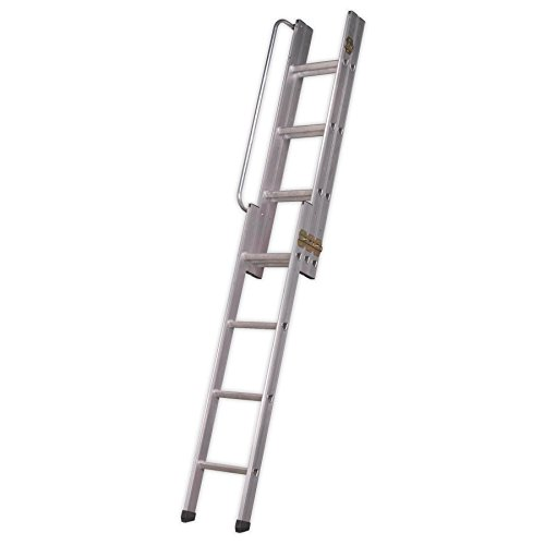 Sealey LFT03 - Escalera para áticos (tamaño: 508x432mm)