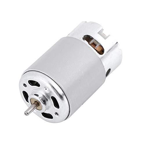 Mikromotor Elektrowerkzeug - RS-550 Mikromotor DC 12-24 V 22000 U/min Für verschiedene kabellose elektrische Handbohrmaschinen
