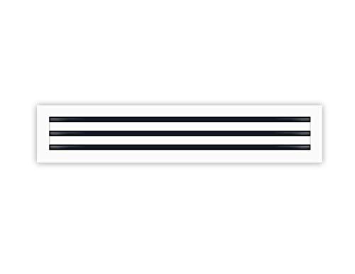 30x6 Standard Linear Slot Diffuser - AC Vent Cover - HVAC Register