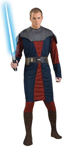 Rubbies - Disfraz de Anakin Skywalker para niño, talla XL (888794XL)