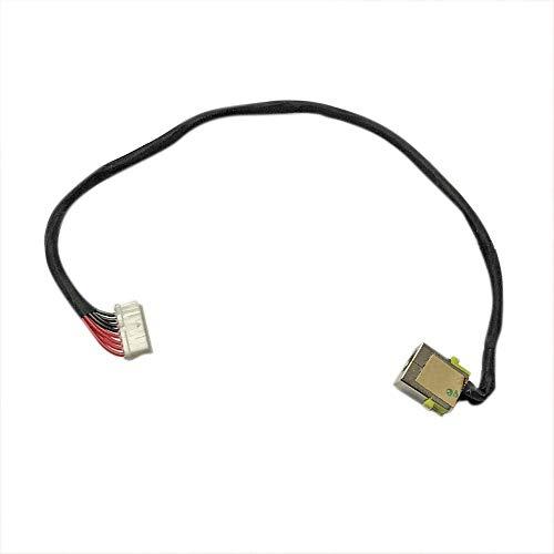 Zahara - Cable de alimentación CC para Acer Predator Helios 300 PH317-51 DC301010H00