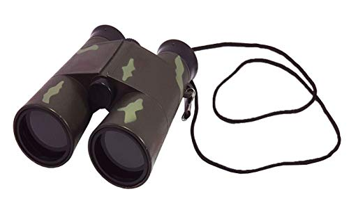 WeKidz Camouflage Binocular Telescope Children Outdoor Exploration Astronomy Interest Educational Toy (Gift Wrapped)
